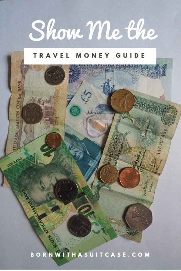 Show Me the Travel Money Guide