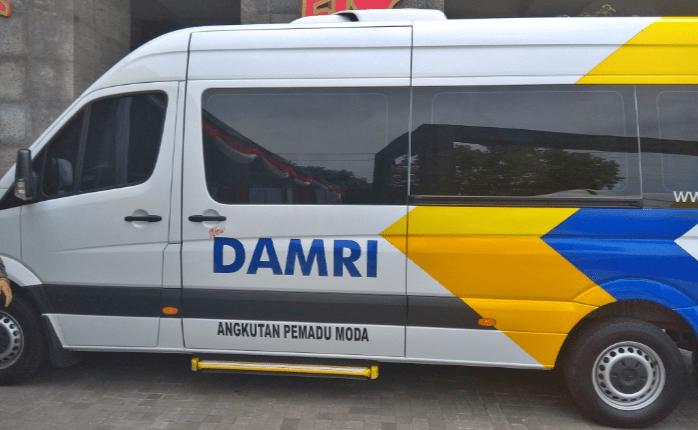 NEWS: Mini BUs Damri akan layani rute Magelang ke Bandara YIA Kulon Progo (30/1/2020))(FOto: Istimewa)