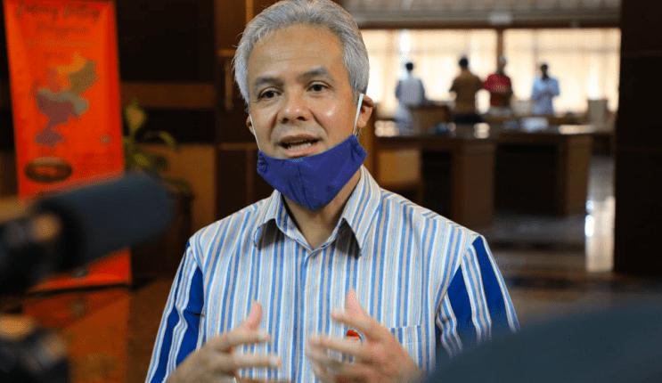 Gubernur Jawa Tengah Ganjar Pranowo. (Foto: Humas Pemprov Jateng)
