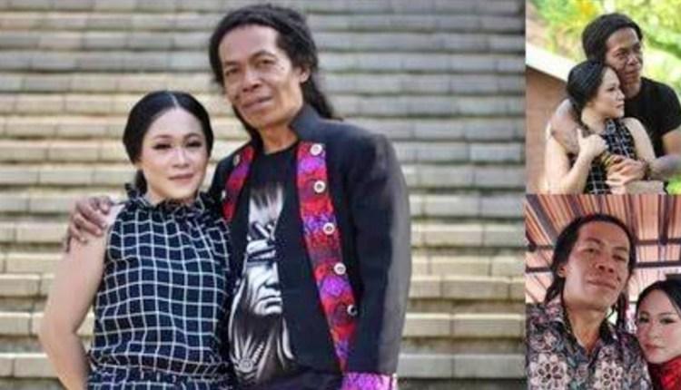 NEWS: Sodiq Monata bersama istrinya (Foto: Istimewa)