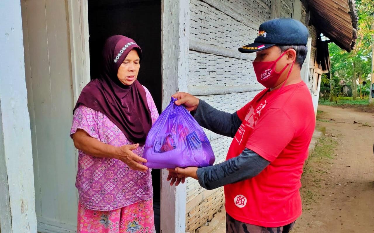 Bansos Mandiri Ditengah Covid Rekatkan Persatuan Warga Mertoyudan Borobudurnews
