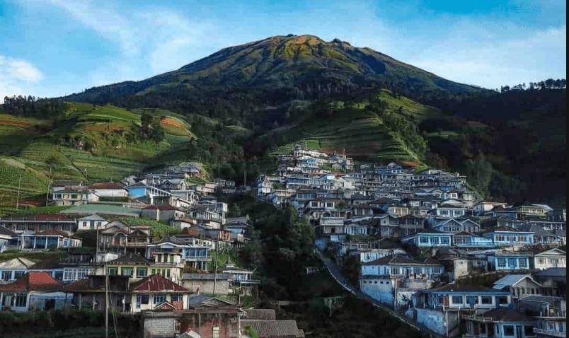 Nepal Van Java di Dusun Butuh Desa Temanggung Kecamatan Kaliangkrik (foto : phinemo)