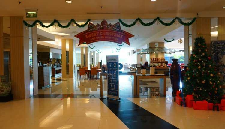 Restoran di Grand Artos Hotel Magelang