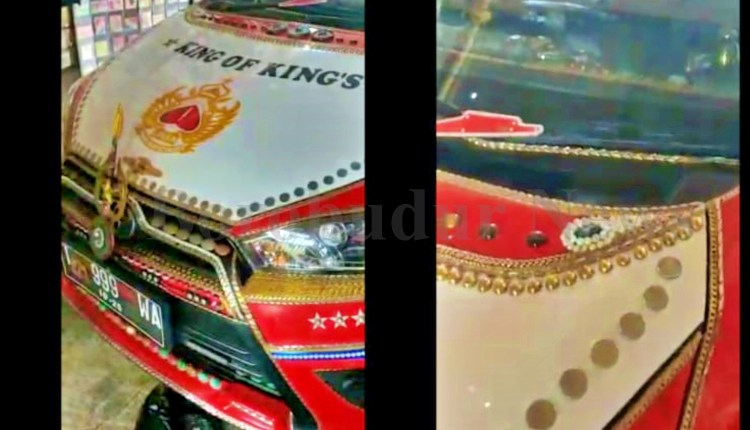 Mobil King Of The King Indonesia
