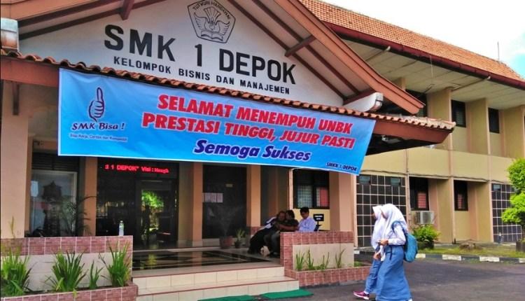 SMK Negeri 1 Depok Sleman terkena dampak jalan tol