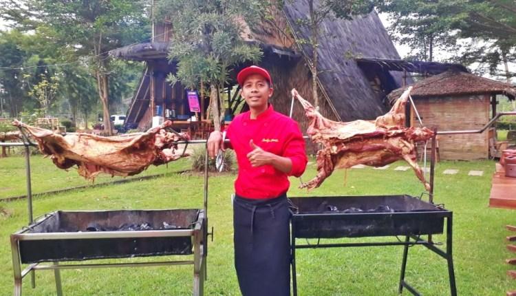 Kuliner Icon Borobudur Kambing Guling Radja Mendho