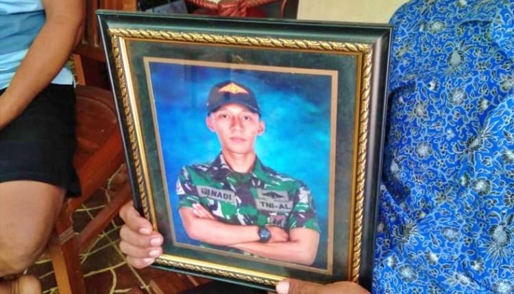 Prajurit kru kapal selam KRI nanggal 402 asal Bantul