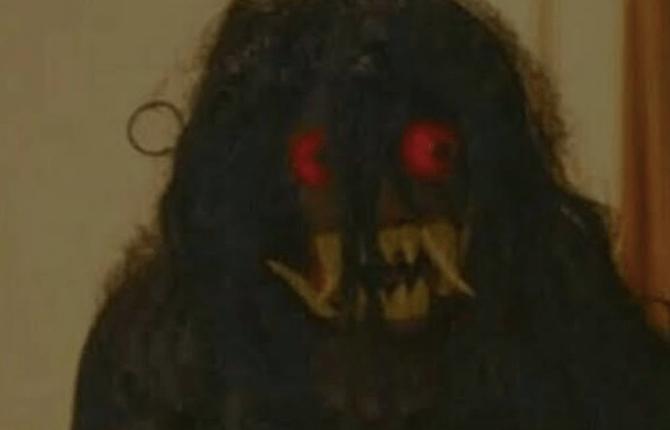 Hantu Genderuwo. (gambar: ilustrasi)