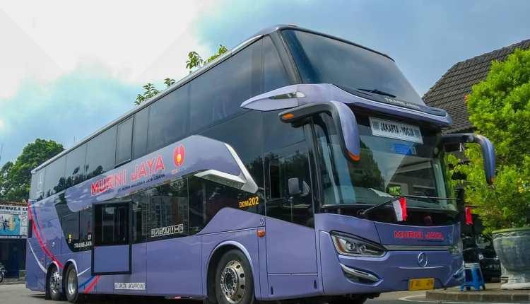 EKSEKUTIF: Bus Murni Jaya. (foto: instagram/espresso_38)