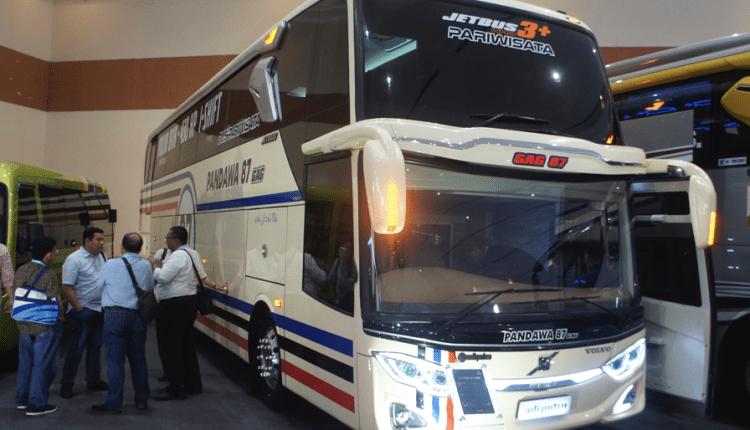 KEREN: Jetbus 3+ Adi Putro x Pandawa 87. (gambar: ist)