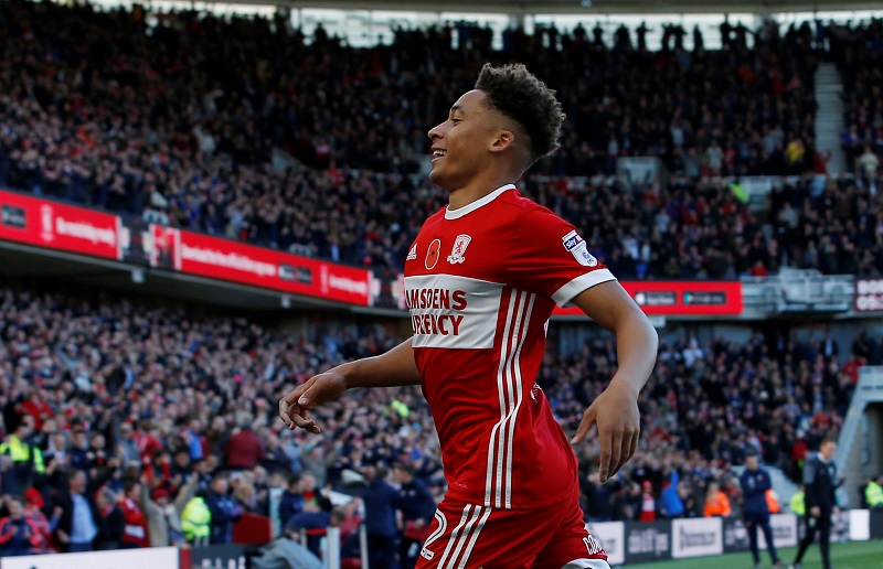 'Brilliant for the lad' 'Great To See' – Boro Fans Hail Teenager's Surprise England Call Up