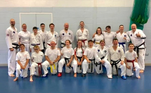Wellingborough Taekwondo Sparring Workshop