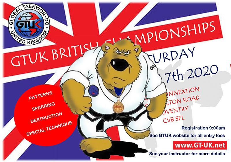 British Championships Medalists: