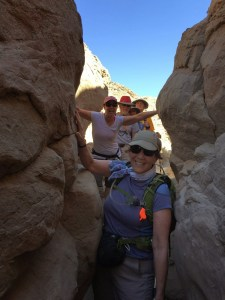 Hiking Borrego Springs