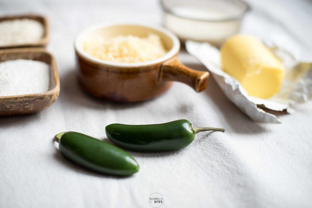 chili cheese kroketten