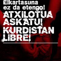 Eduardo Askatu! Biji Kurdistan!