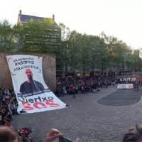 OiertxoSOS egunaren balorazioa | Jornada en solidaridad con Oier Gómez