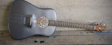 plastic guitar