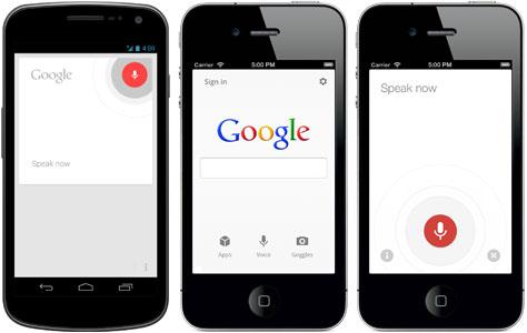 """Ok, Google"""