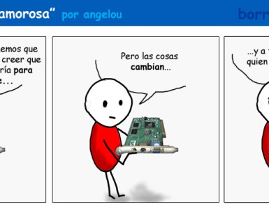 Comic 2 Borrowbits obsolescencia amorosa