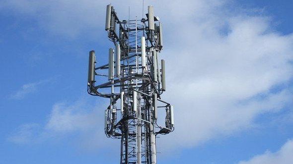 Antena sectorial para LTE