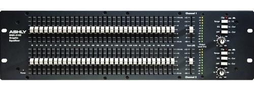 ecualizador Ashly GQX-3102