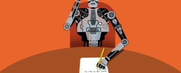 Don't fear the Writernator - Johnson (Nick Lowndes)