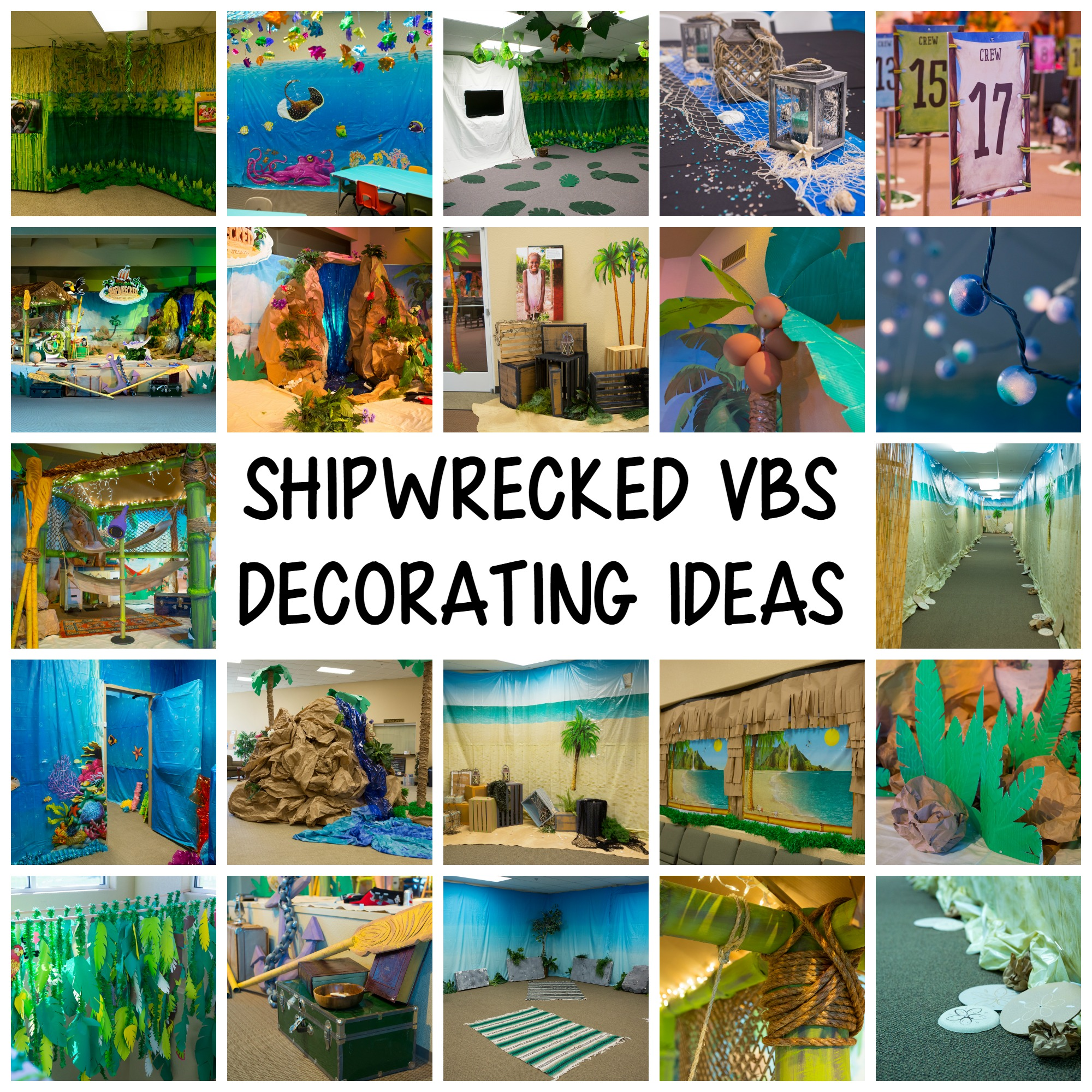 Group Publishing Vbs 2018 Shipwrecked Borrowed