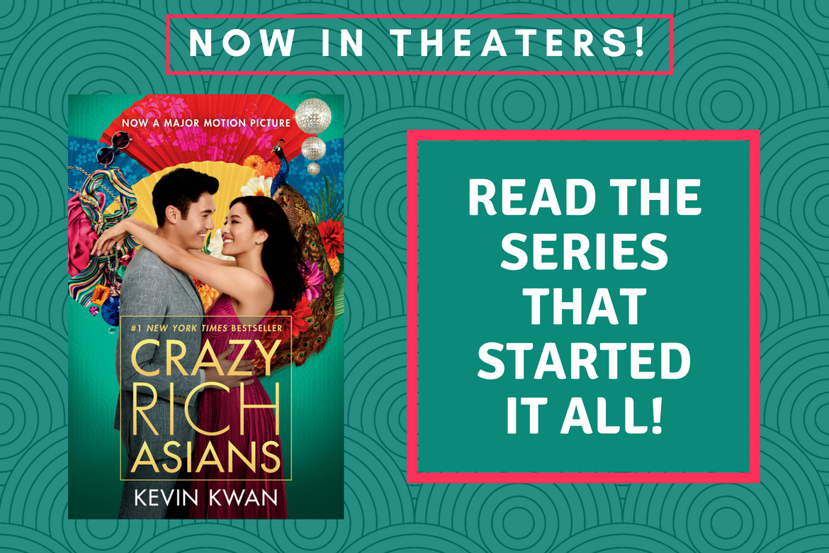 Crazy Rich Asians Now on the Big Screen