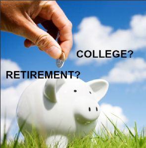 Saving-retirement-college