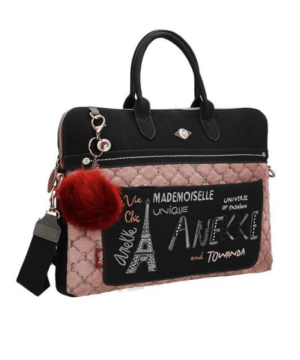 Anekke Χαρτοφύλακας Laptop Paris Mademoiselle AN29884-05