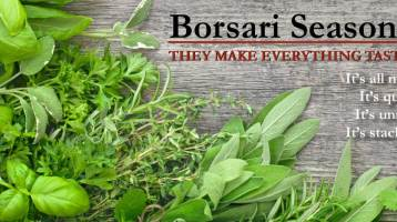 Borsari Seasoning Salts