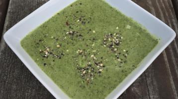 Borsari Broccoli Florentine Bisque