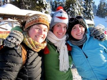 skiing in western ukraine