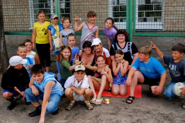 summer foreign language day camp at school