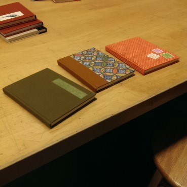 all three finished case bindings!
