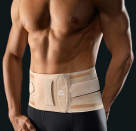 BORT select Stabilo® Back support without pad-0