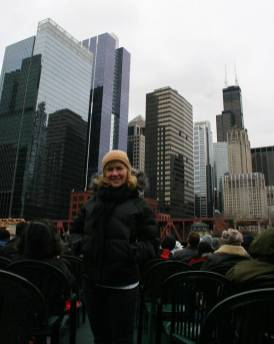 Chicago skyskraper Inga