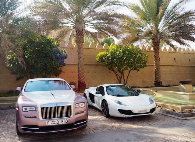 slide dubai 67 - Fifty Shades of Gold i den arabiske ørken