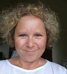 """Portræt af sygeplejerske Dorthe Bruun Pedersen til siden """"Hvem er vi?"""""""