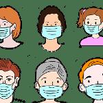 Du skal bære maske, når du kommer til konsultation i klinikken.