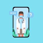 Du kan nu bestille en tid på vores hjemmeside til at blive ringet op af en læge.