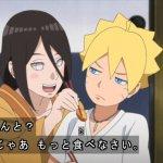 アニメBORUTO10話感想まとめ サラダもハナビも可愛すぎる件