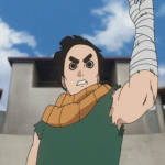 【BORUTO】ロック・リーの髪ってもしかしてカツラ?