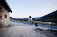The Devil's Tower, Soteska, Slovenia, EU. Photo Tomo Vrešak
