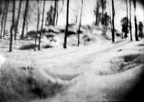 Photographed by Miša Keskenović with camera obscura.