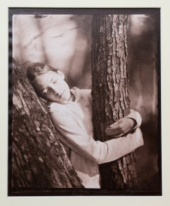 "An albumen print, toned with gold from wet plate collodion negative. Size 10x12"" or 25x30 cm in mat 16x20"" or 40x50cm."