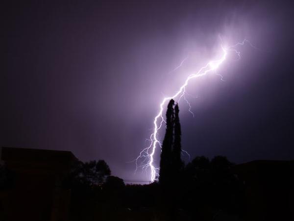 落雷に対する防災