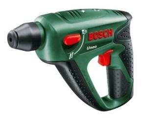 Bosch Uneo Akku bohrhammer test