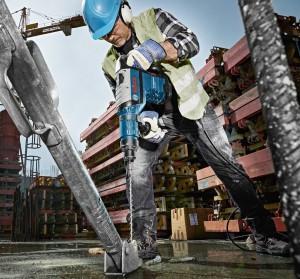 GBH 8-45 D 1.500 W Nennaufnahmeleistung Bosch Professional